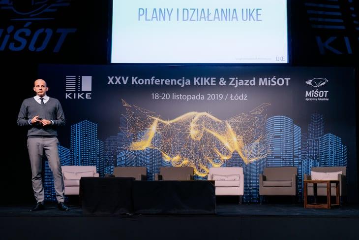 7.Prezes UKE, Marcin Cichy
